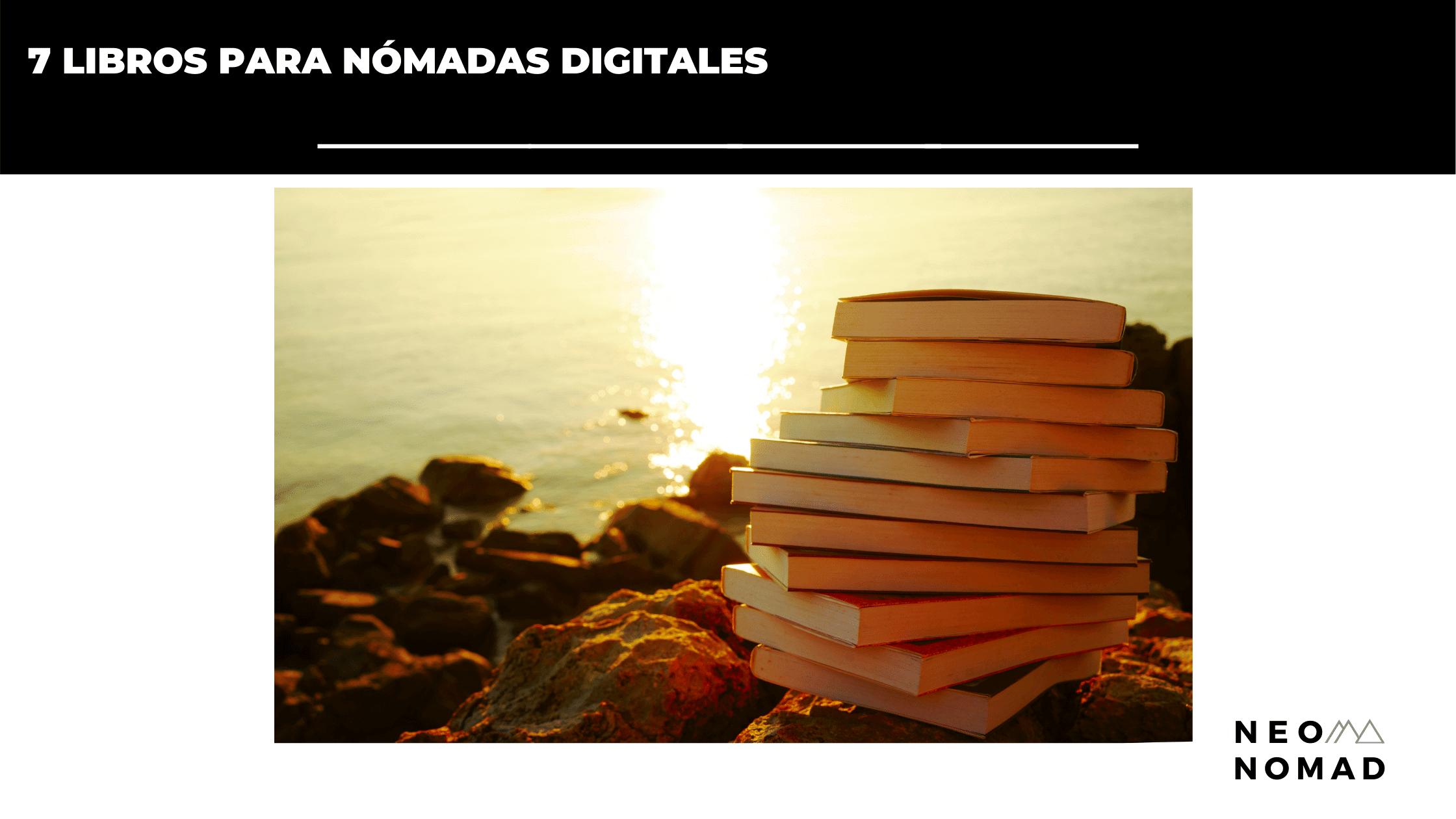 7 libros para nómadas