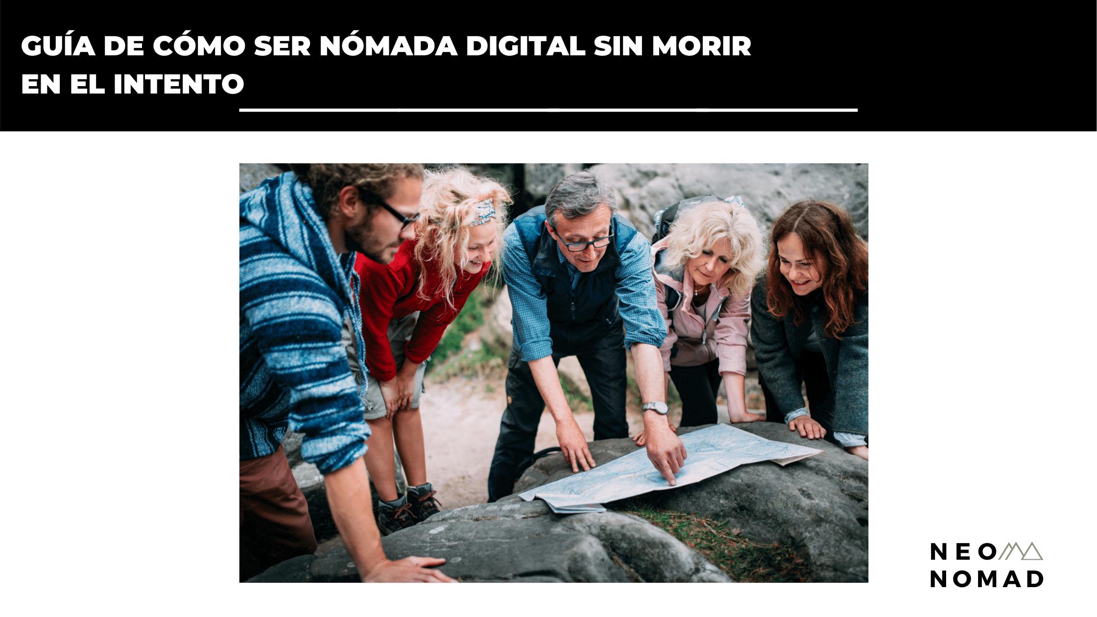 Guía nómada digital