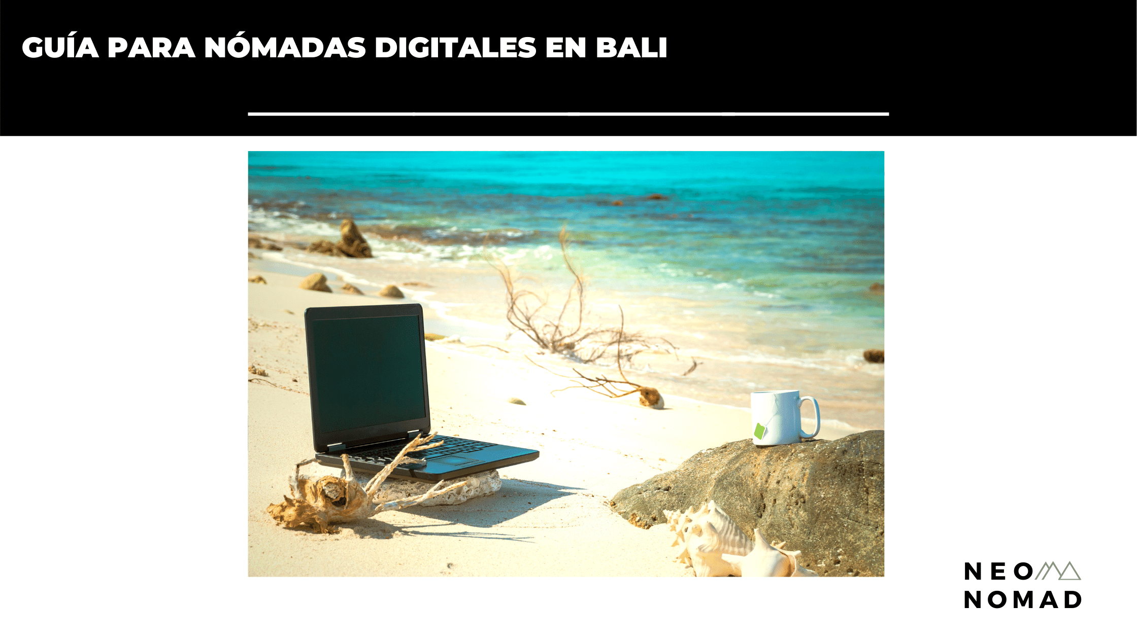 Nómadas digitales en Bali